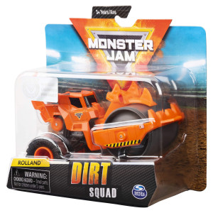 Monster Jam Dirt Squad Rolland