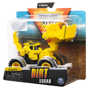 Monster Jam Dirt Squad Scoops