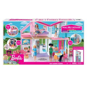 Barbie Malibu Bostadshus Lekset