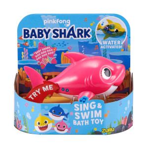 Robo Alive Baby Shark Mommy
