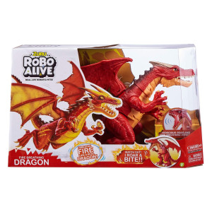 Robo Alive Fire Breathing Dragon