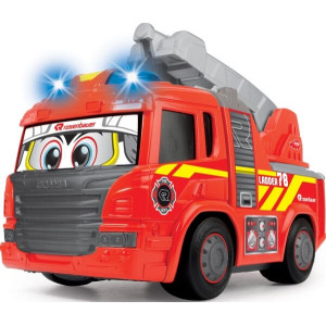 Happy Fire Engine Brandbil