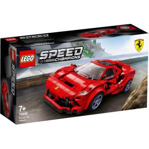 LEGO® Speed Champions Ferrari F8 Tributo 76895