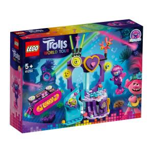 LEGO® Trolls World Tour Technoparty i korallrevet 41250