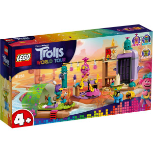 LEGO® Trolls World Tour Flottäventyr i Lonesome Flats 41253