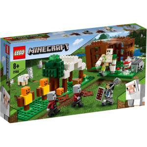 LEGO® Minecraft™ Plundrarnas vakttorn 21159