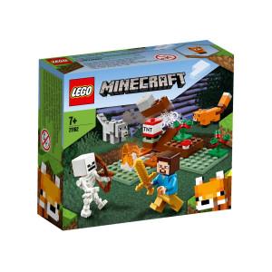 LEGO® Minecraft™ Tajgaäventyret 21162
