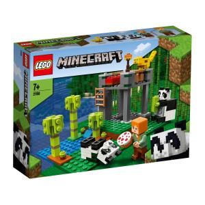 LEGO® Minecraft™ Pandagården 21158