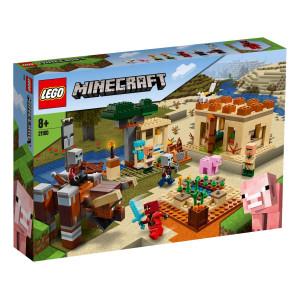 LEGO® Minecraft™ Illagers anfaller 21160