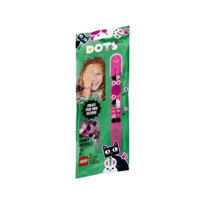 LEGO® DOTS™ Armband med coola djur 41901