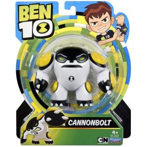 Ben 10 Figur Cannonbolt
