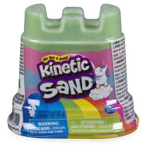 Kinetic Sand Rainbow Unicorn Castle