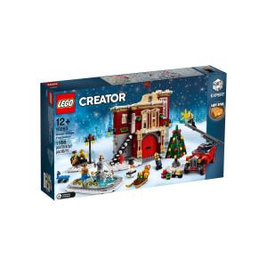 LEGO® Creator Vinterbrandstation 10263