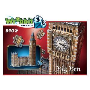 Wrebbit 3D Pussel Big Ben 890 bitar
