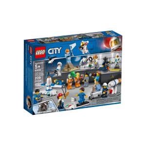 LEGO® City Figurpaket – Rymdforskning och utveckling 60230