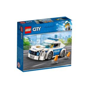 LEGO® City Polispatrullbil 60239
