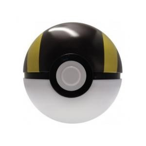 Pokemon PokeBall Tin Ultraball Svart/Guld
