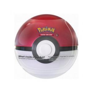 Pokemon PokeBall Tin Pokeball Röd