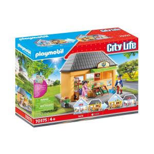 Playmobil® City Life Min livsmedelsbutik 70375