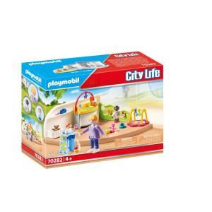 Playmobil® City Life Småbarnsavdelning 70282
