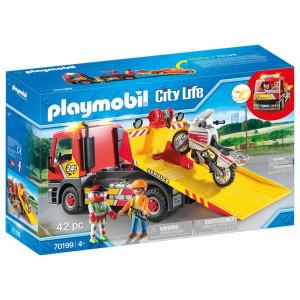 Playmobil® City life Bärgningstjänst 70199