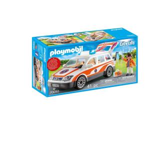 Playmobil® City Life Utryckningsfordon med siren 70050