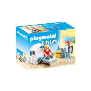 Playmobil® City life Specialistläkare: Röntgenläkare 70196