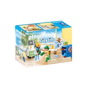 Playmobil® City life Patientrum för barn 70192