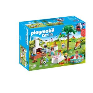 Playmobil® City life Inflyttningsfest 9272