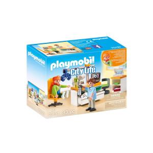 Playmobil® City life Specialistläkare: Ögonläkare 70197