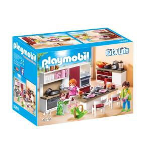 Playmobil® City life Stort kök för hela familjen 9269