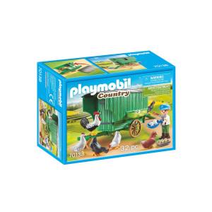 Playmobil® Country Hönshus 70138