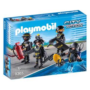 Playmobil® City Action Insatsstyrka 9365
