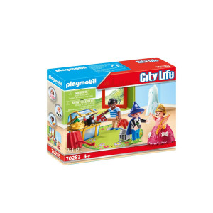 Playmobil® City Life Barn med maskeradkista 70283