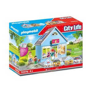 Playmobil® City Life Min frisörsalong 70376