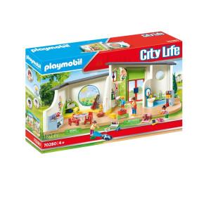 """Playmobil® City Life Förskolan """"Regnbågen"""" 70280"""