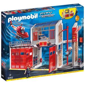 Playmobil® City Action Stor brandstation 9462
