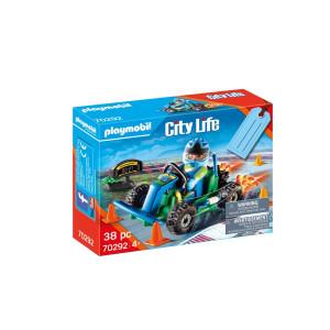 """Playmobil® City life Presentset """"Go-kart"""" 70292"""