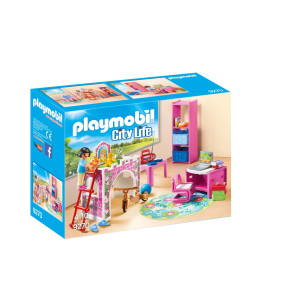 Playmobil® City life Mysigt barnrum 9270