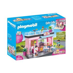 Playmobil® City Life Mitt favoritkafé 70015