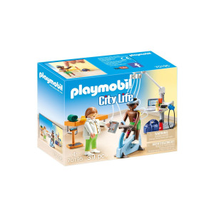 Playmobil® City life Specialistläkare: Sjukgymnast 70195