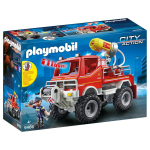 Playmobil® City Action Brandjeep 9466