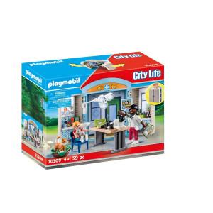 "Playmobil® Country Leklåda ""Hos veterinären"" 70309"