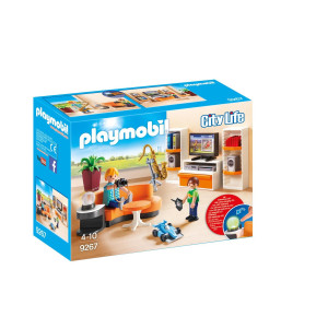 Playmobil® City life Vardagsrum 9267