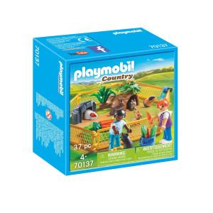 Playmobil® Country Inhägnad för bondgårdsdjur 70137
