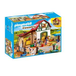 Playmobil® Country Ponnygård 6927