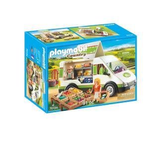 Playmobil® Country Mobilt marknadsstånd 70134