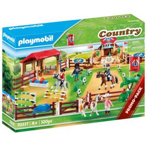 Playmobil® Country Stor ridtävlingsbana 70337