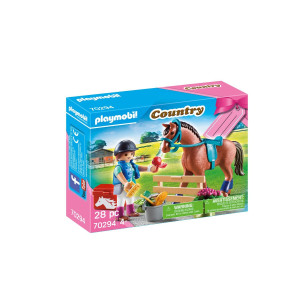 "Playmobil® Country Presentset ""Ridstall"" 70294"