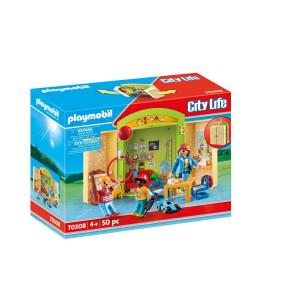 """Playmobil® Country Leklåda """"På förskolan"""" 70308"""